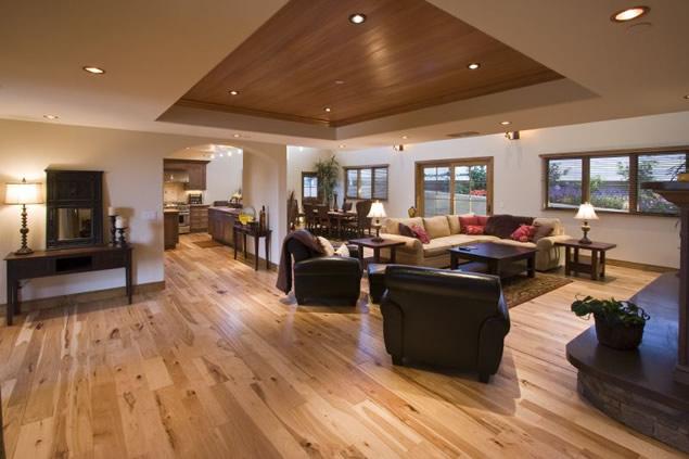 Foyer Into Great Room : Molnar construction development inc